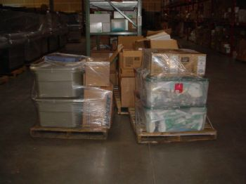 Mission Supplies Distribution Center